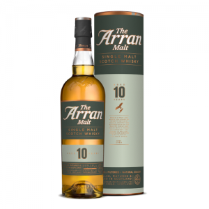 Arran 10 Year Old Single Malt Scotch Whisky - 70cl 46%