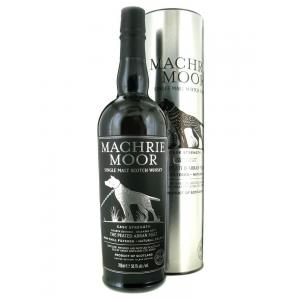 Arran Machrie Moor Cask Strength Fourth Edition Single Malt Scotch Whisky - 70cl