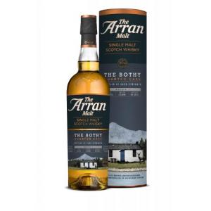 Arran Bothy Quarter Cask Single Malt Scotch Whisky - 70cl 55.7%