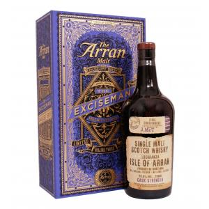 Arran Smugglers Series Volume Three The Exciseman Single Malt Whisky - 70cl 56%