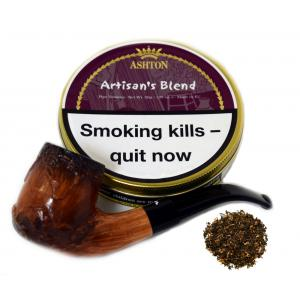 Ashton Artisans Blend Pipe Tobacco 50g Tin