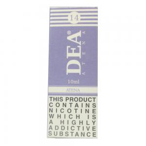 DEA Atena Vape E- Liquid 10ml 14mg
