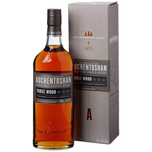 Auchentoshan Three Wood Matured Old Packaging - 70cl 43%