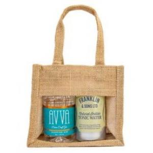 Avva Gin & Franklin Tonic in Gift Bag 10cl 43%