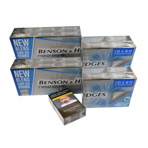Benson & Hedges New Dual Kingsize - 20 Packs of 20 Cigarettes (400)