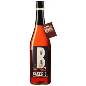 Bakers Small Batch Kentucky Straight Bourbon Whiskey - 70cl 53.5%