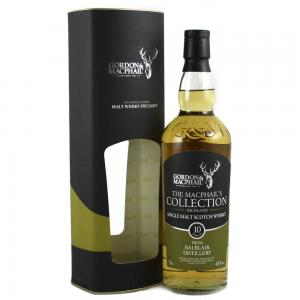 Balblair 10 Year Old Macphails Collection Whisky - 70cl 43%