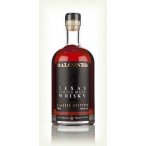 Balcones Texas Single Malt Whisky - 75cl 53%