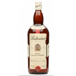 Ballantines Finest Scotch Whisky - 70 Proof 40 FL OZ