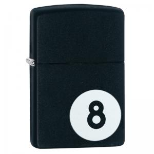 Zippo - 8 Ball Billiards - Windproof Lighter