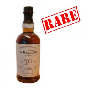 Balvenie 30 Year Old Single Malt Scotch Whisky - 70cl 47.3%