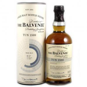 Balvenie Tun 1509 Batch 4 Single Malt Scotch Whisky - 70cl 51.7%
