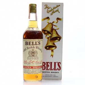 Bells 5 Year Old Vintage 1960s - 43% 75cl