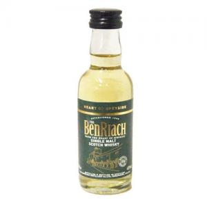 BenRiach Heart of Speyside Single Malt Scotch Whisky Miniaure - 5cl 40%