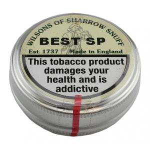 Wilsons of Sharrow - Best S.P - Medium Tin - 10g