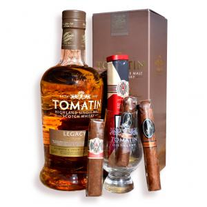 Exclusive - Tomatin Legacy Sweet and Spicy Pairing Sampler