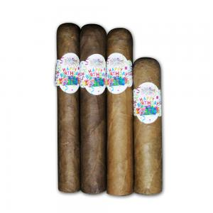 Have a Happy Birthday Sampler - 4 Cigars