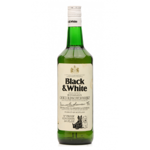 Black & White Buchanans Choice - 70 Proof 26 2/3 Fl Oz