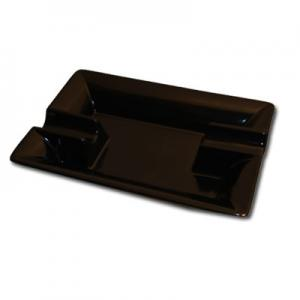 Ceramic Cigar Ashtray by Walkure - Black