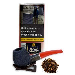 McLintock Black Magic Pipe Tobacco 040g (Pouch)