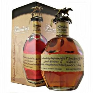Blantons Original Single Barrel Bourbon Whiskey - 70cl 46.5%