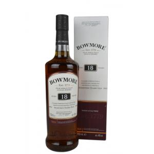 Bowmore 18 year old - 43% 70cl