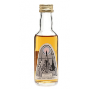 Bowmore 10 Year Old RAF Benevolent Funds Single Malt Scotch Whisky Miniature - 5cl 40%