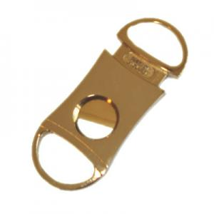 SLIGHT SECONDS – SALE - Single Blade Cigar Cutter (engraving option) – Brass Dye