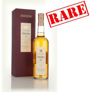 Brora 37 Year Old 2015 Special Release Single Malt Scotch Whisky - 70cl 50.4%