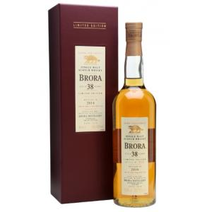 Brora 38 Year Old 1977 Special Release 2016 Single Malt Whisky - 70cl 48.6%
