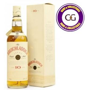 Bruichladdich 10 Year Old Vintage Single Malt Scotch Whisky - 70cl 40%