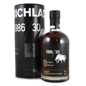 Bruichladdich 30 Year Old 1986 Magnificent Seven Whisky - 70cl 44.6%
