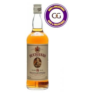Buchanan 1970's Fine Old Blend Whisky - 75cl 40%