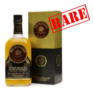 Buchanan's Reserve Finest Blended Scotch Whisky - 70 Proof 26 2/3 fl. Ozs