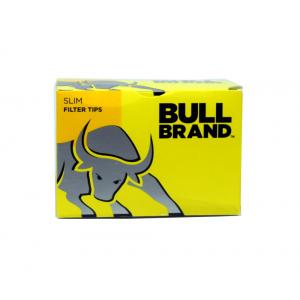 Bull Brand Slim Filter Tips (165) 1 Box