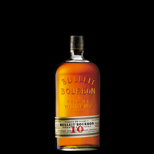 Bulleit 10 Year Old Bourbon Whiskey - 70cl 45.6%
