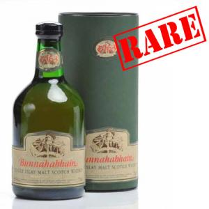 Bunnahabhain 1963 Single Malt Whisky - 70cl 43%