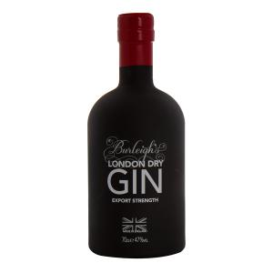 Burleighs Export Strength London Dry Gin - 70cl 47%