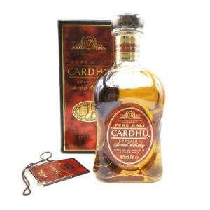 Cardhu 12 year old Pure Malt - 40% 70cl