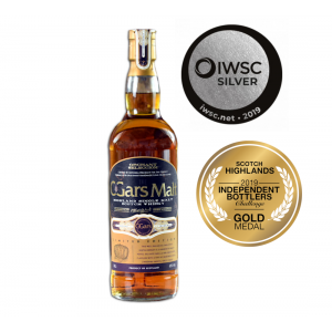 C.Gars Malt Orchant Selection Cigar Malt Whisky – 70cl 40%