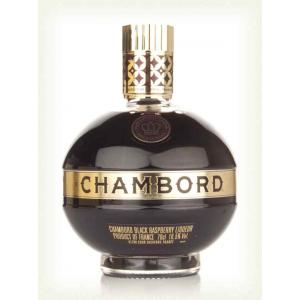 Chambord Black Raspberry Liqueur - 70cl 16.5%