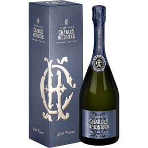 Charles Heidsieck Brut Reserve Champagne - 75cl 12%