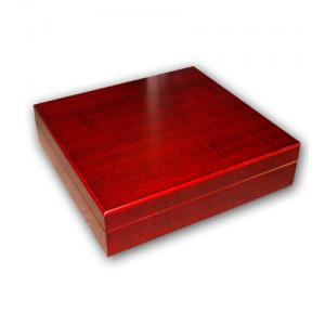 Angelo Chateau Humidor - Cherry -  20 Cigar Capacity