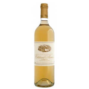 Chateau Manos Cadillac Wine - 75cl 14%