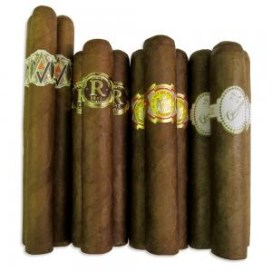 Cheaper by the Dozen Sampler - 12 Cigars