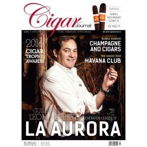 Cigar Journal - Winter Edition 2016
