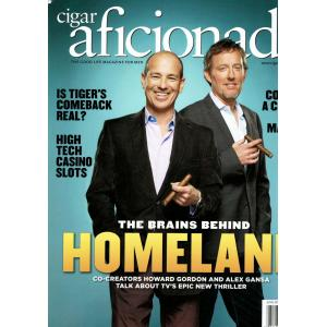 Cigar Aficionado - June 2012