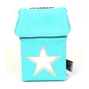 Smokeshirt Cigarette Case White Star Regular