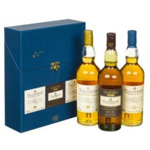 JANUARY SALE - Classic Malts of Scotland 3x20cl - Talisker Selection