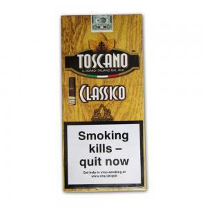 Toscano Classico Cigar - Pack of 5 cigars